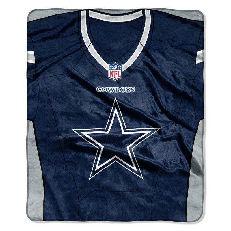 info for 8895b 5afe1 Dallas Cowboys Jersey Raschel Throw