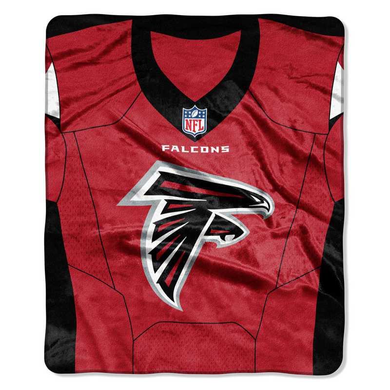 quality design 2ae58 84e73 Atlanta Falcons Jersey Raschel Throw