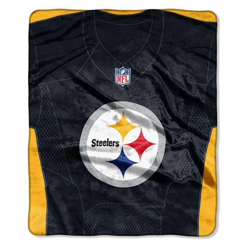 low priced 2e3c2 4c1e0 Pittsburgh Steelers Jersey Raschel Throw