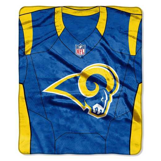 1NFL070800083RET: NFL JERSEY RACHEL THROW, Rams