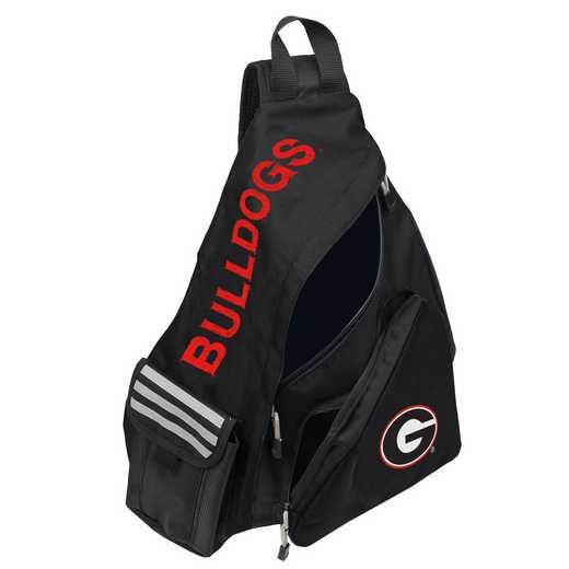 C11COL86C002029RTL: NCAA Georgia Sling Leadoff