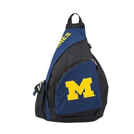 C11COL86C412021RTL: NCAA Michigan Sling Leadoff