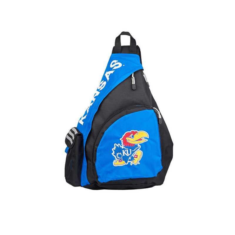 C11COL86C431008RTL: NCAA Kansas Sling Leadoff