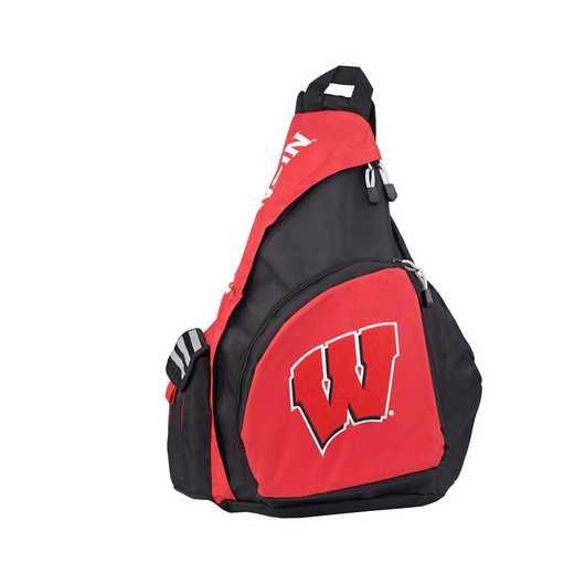 C11COL86C603003RTL: NCAA Wisconsin Sling Leadoff