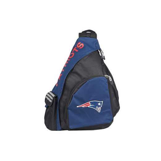 C11NFL86C412076RTL: NFL  Patriots Sling Leadoff