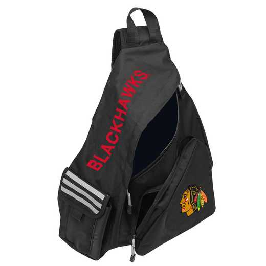C11NHL86C002004RTL: NHL  Blackhawks Sling Leadoff