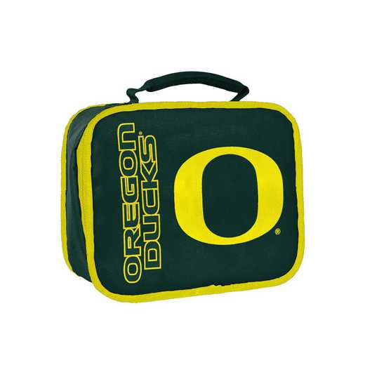 C11COL42C300081RTL: NCAA Oregon Lunchbox Sacked