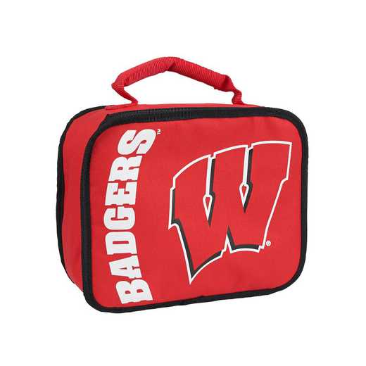 C11COL42C600003RTL: NCAA Wisconsin Lunchbox Sacked