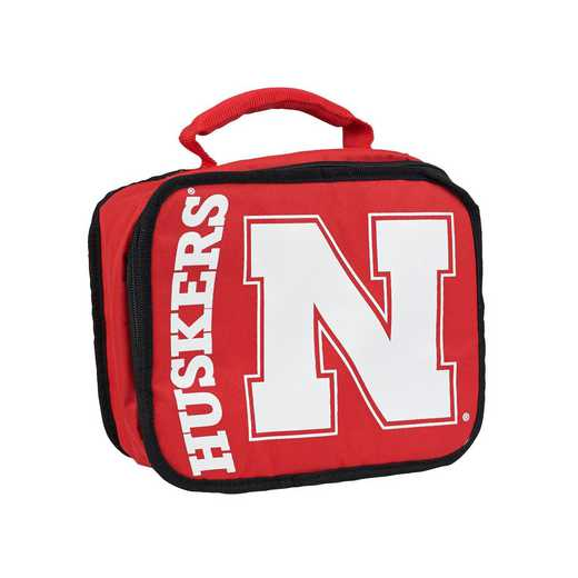 C11COL42C600006RTL: NCAA Nebraska Lunchbox Sacked