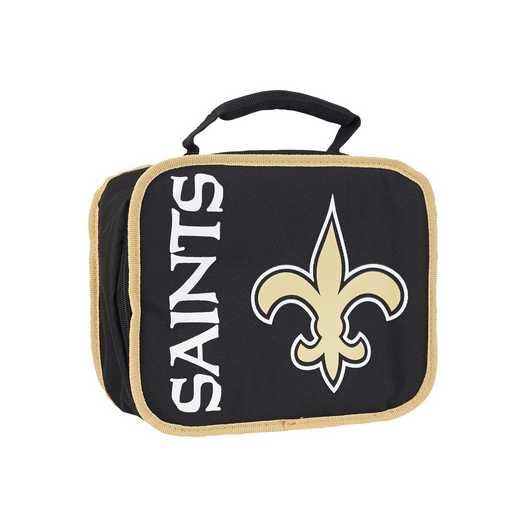 C11NFL42C001021RTL: NFL Saints Lunchbox Sacked