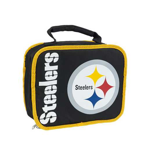 C11NFL42C001078RTL: NFL Steelers Lunchbox Sacked