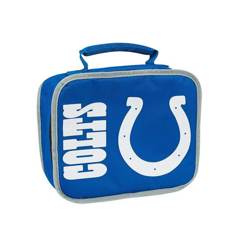 C11NFL42C430008RTL: NFL Colts Lunchbox Sacked