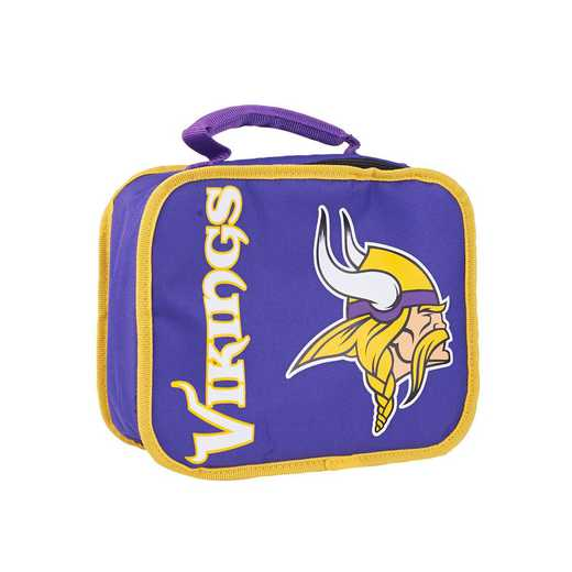 C11NFL42C510023RTL: NFL Vikings Lunchbox Sacked