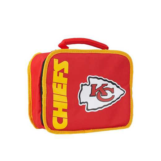 C11NFL42C600007RTL: NFL Chiefs Lunchbox Sacked