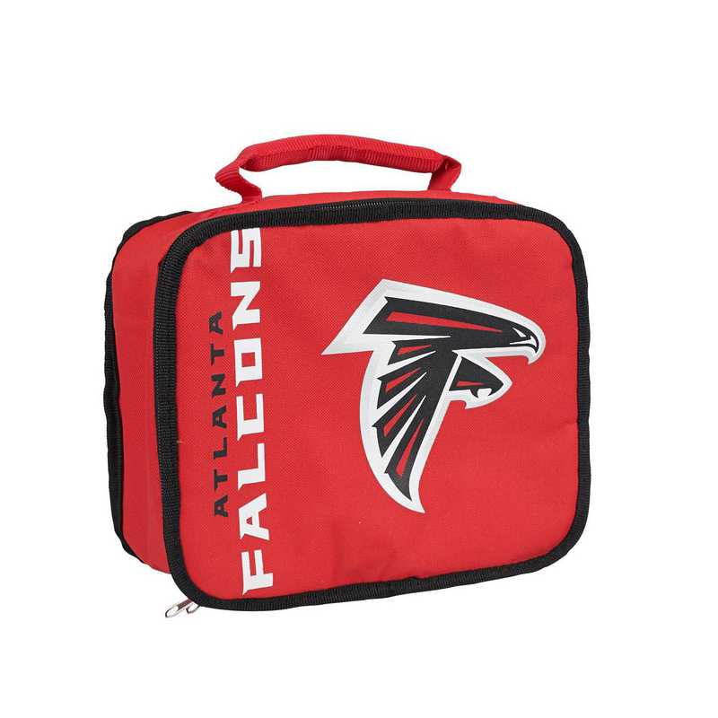 C11NFL42C600012RTL: NFL Falcons Lunchbox Sacked