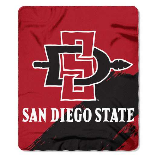 1COL031020105RET: COL 031 Cal State Diego Painted Fleece