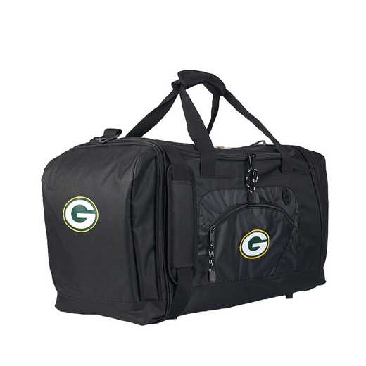 C11NFLC68002017RTL: NFL Packers Duffel Roadblock