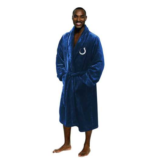 1NFL349000008RET: NFL 349 Colts Man L/XL Bathrobe