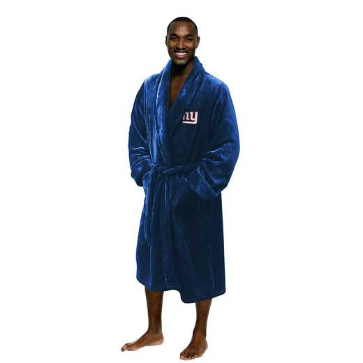 1NFL349000081RET: NFL 349 NY Giants Man L/XL Bathrobe