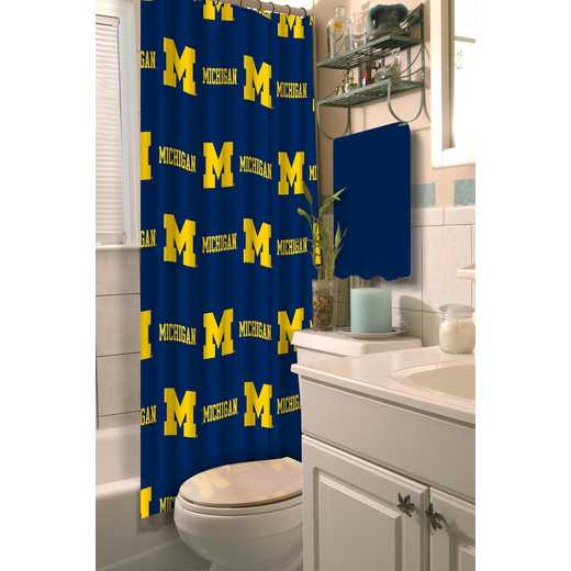 1COL903000021RET: COL 903 Michigan Shower Curtain