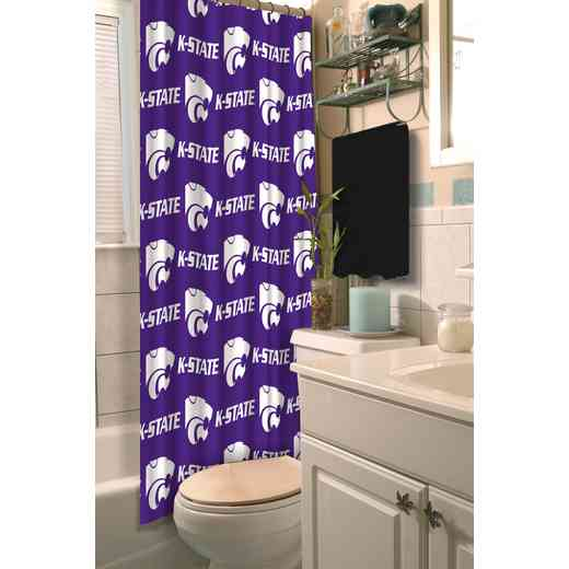 1COL903000025RET: COL 903 Kansas State Shower Curtain