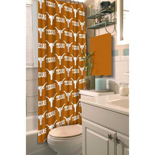 1COL903000036RET: COL 903 Texas Shower Curtain