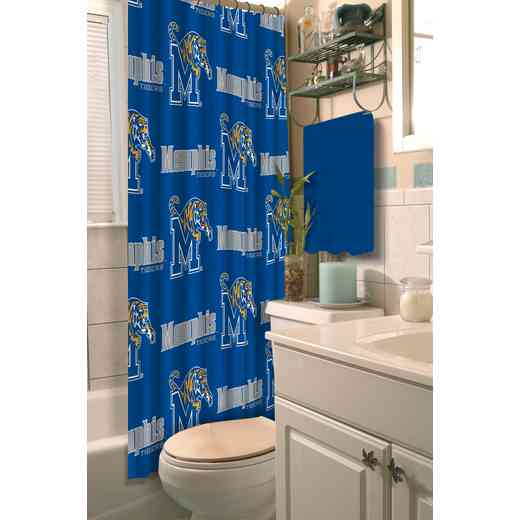 1COL903000049RET: COL 903 Memphis Shower Curtain