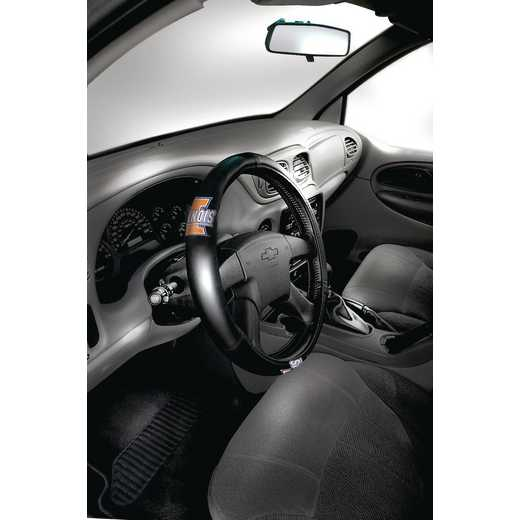 1COL304000030RET: NW Illinois Car Steering Wheel Cover