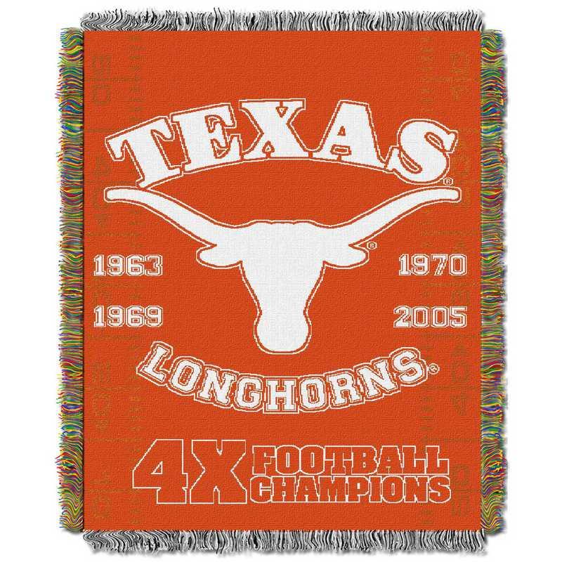 1COL051069036RET:  48x60 Tapestry Commemorative TX