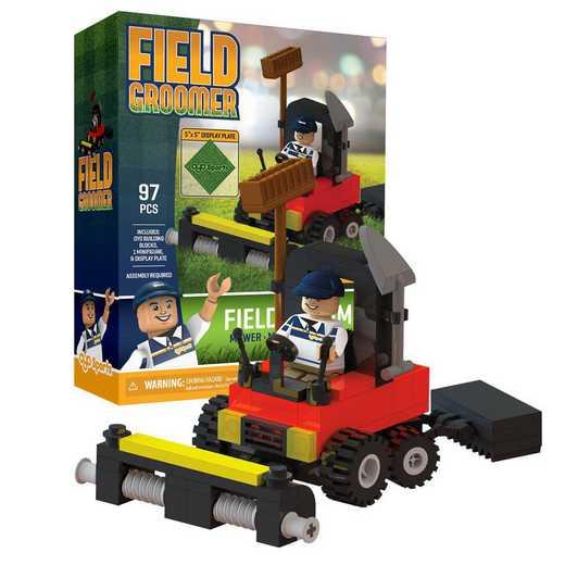 P-OYOGENGRO-G6PS: Field Groomer SetOYO Sports97pc BBS