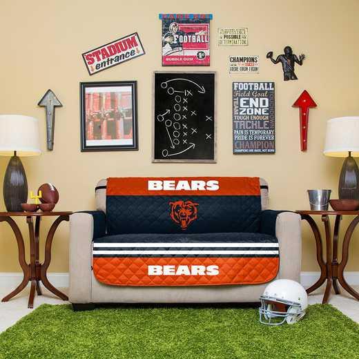 NFLFP-BEAR-4LS:  Furniture Protector 75X88