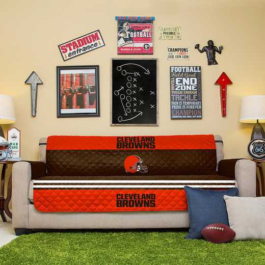 NFLFP-BROWN-4S:  Furniture Protector 75X110