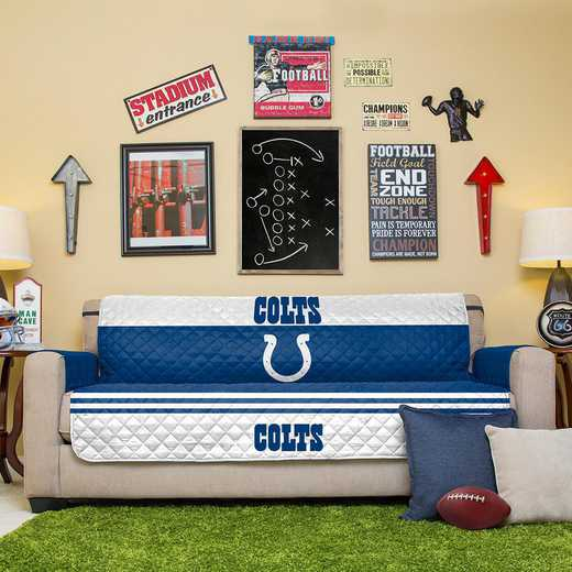 NFLFP-COLTS-4S:  Furniture Protector 75X110