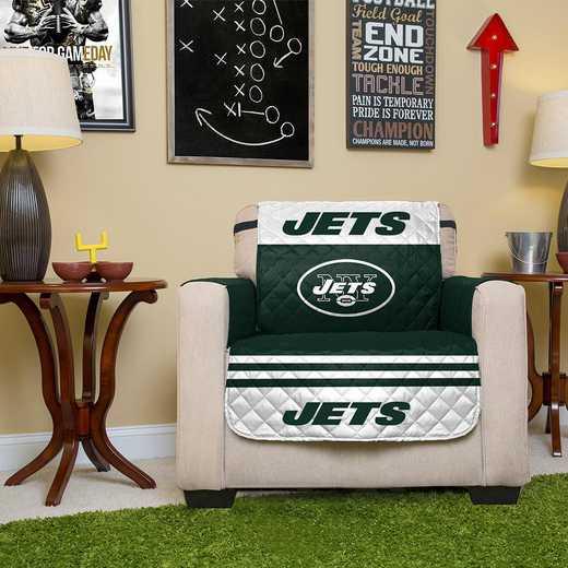 NFLFP-JETS-4LS:  Furniture Protector 75X88