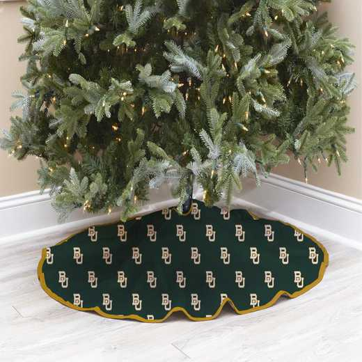 NCAACT-EBAY:  Christmas Tree Skirt