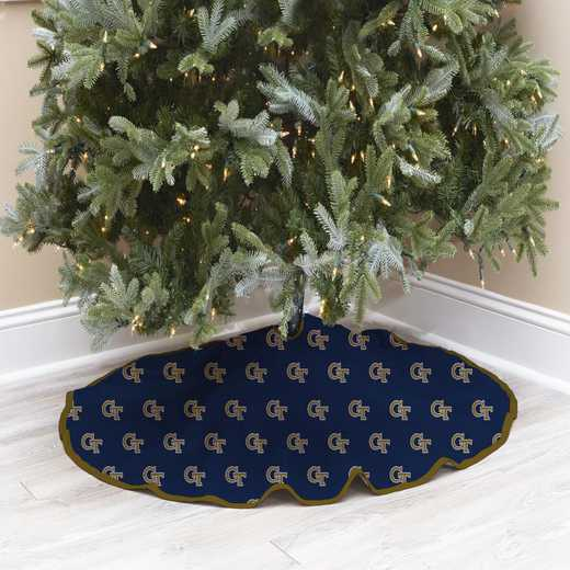 NCAACT-EGT:  Christmas Tree Skirt