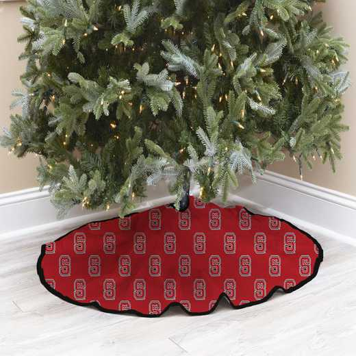 NCAACT-ENCS:  Christmas Tree Skirt