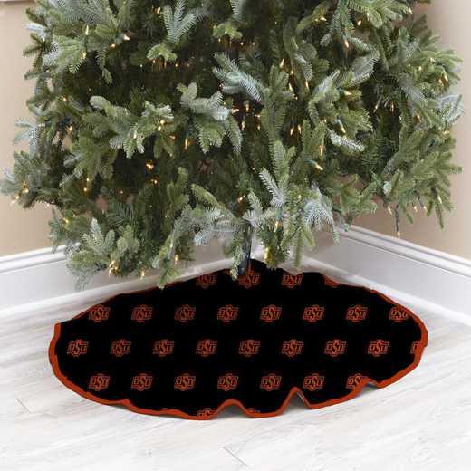 NCAACT-EOKS:  Christmas Tree Skirt