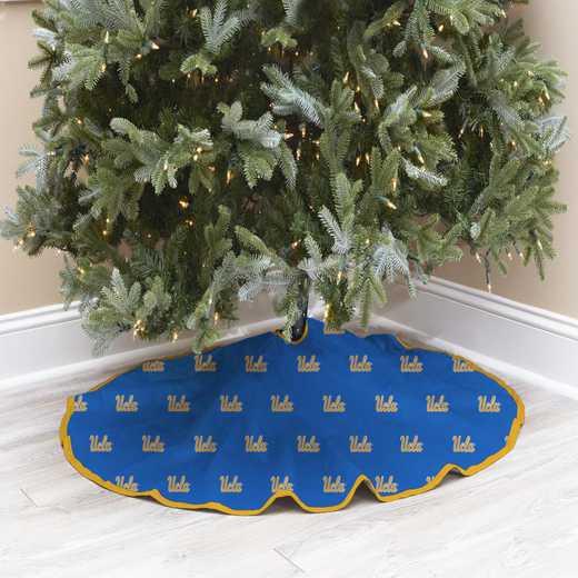 NCAACT-EUCLA:  Christmas Tree Skirt