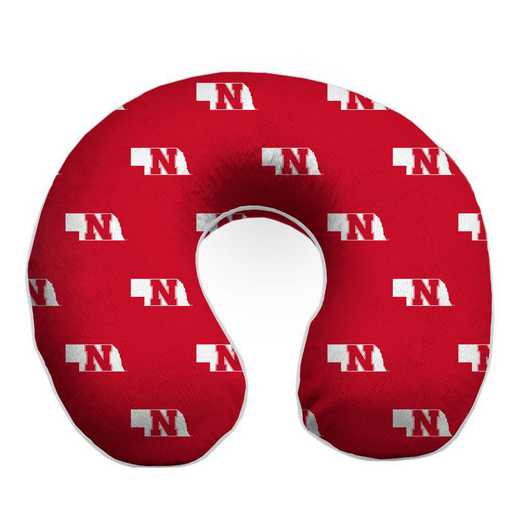 NCAATP-NEB-12:  Memory Foam Travel Pillow