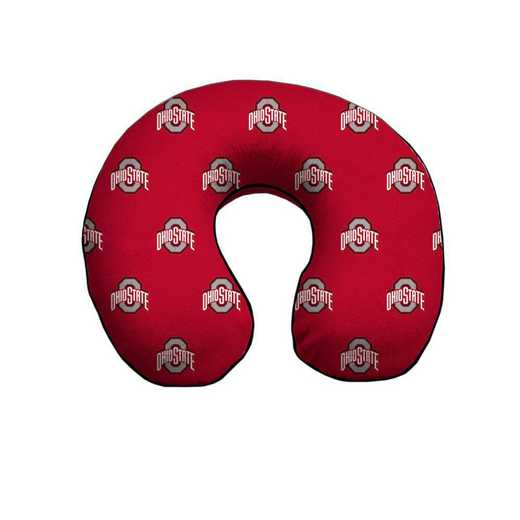 NCAATP-OSU-12:  Memory Foam Travel Pillow