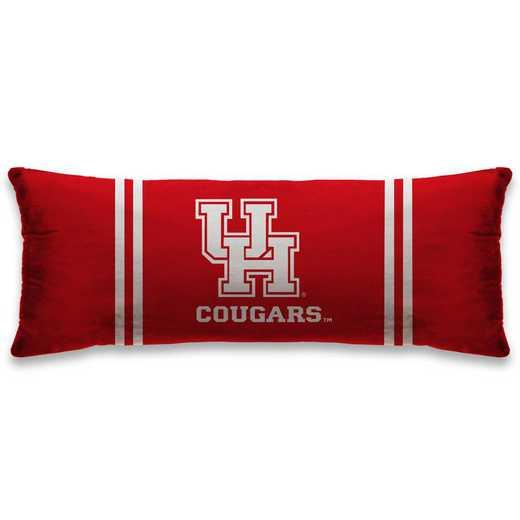 NCAALG48-EHOU:  Plush Body Pillow 20X48
