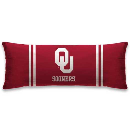 NCAALG48-EUOK:  Plush Body Pillow 20X48