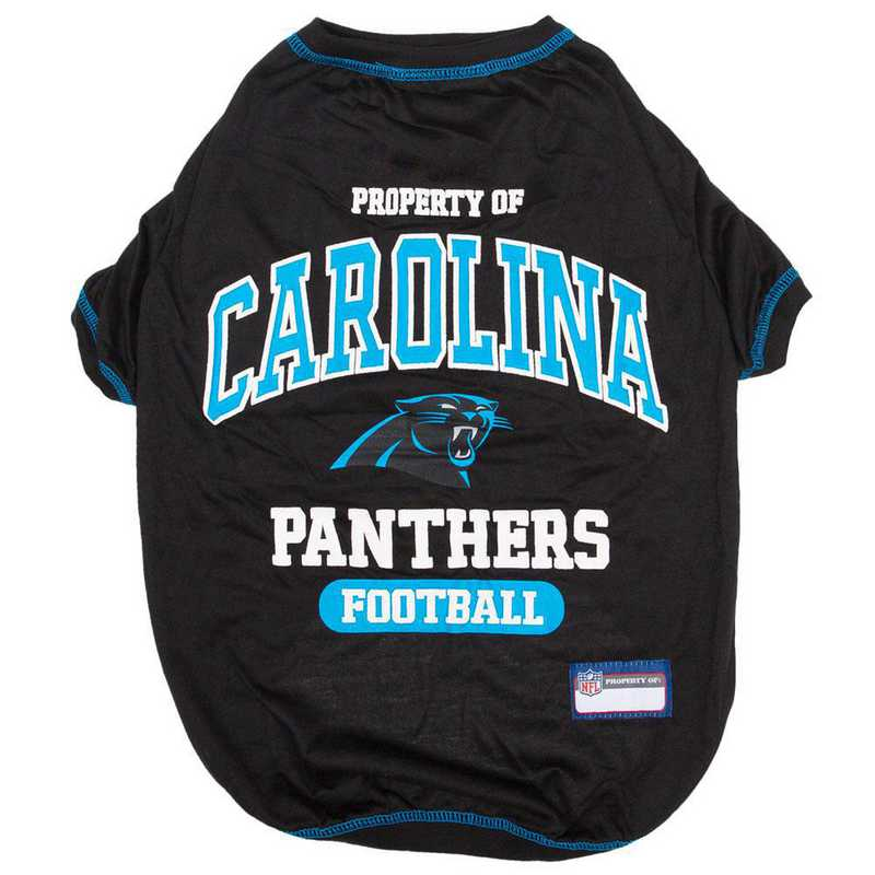 CAROLINA PANTHERS Pet T-Shirt