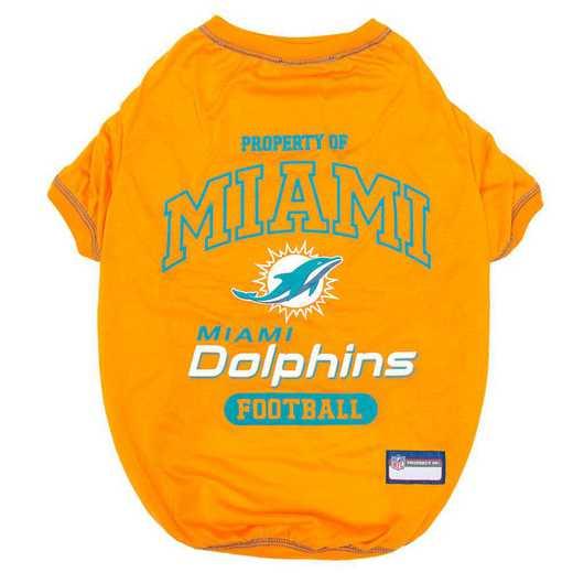 MIAMI DOLPHINS Pet T-Shirt