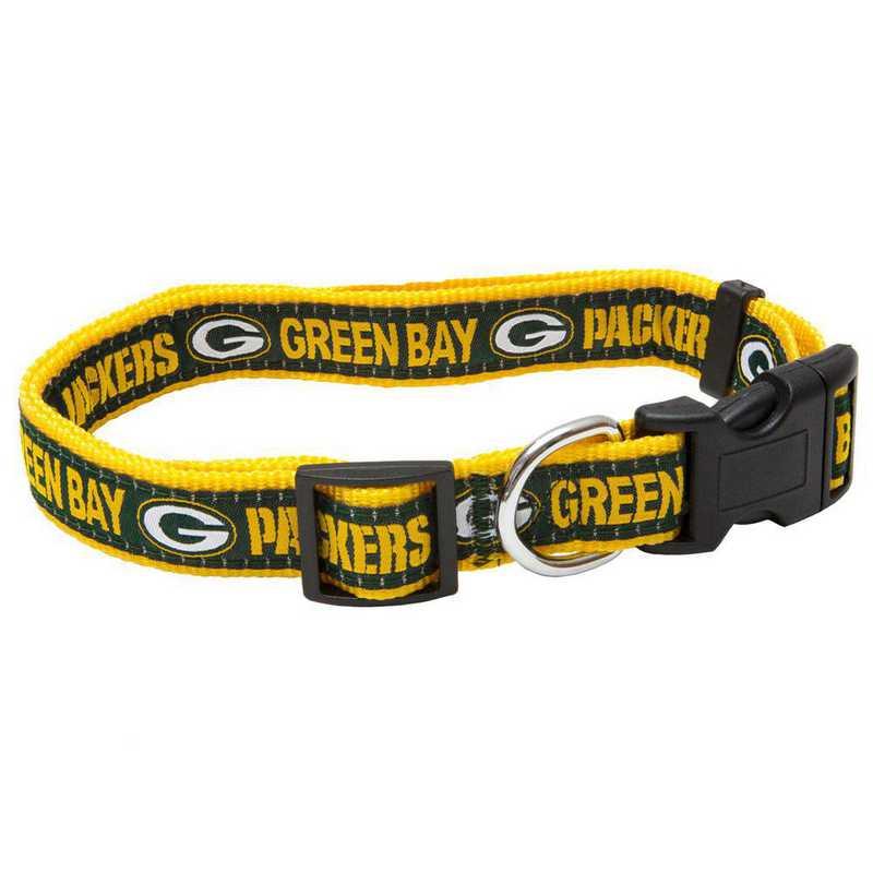 GREEN BAY PACKERS Dog Collar