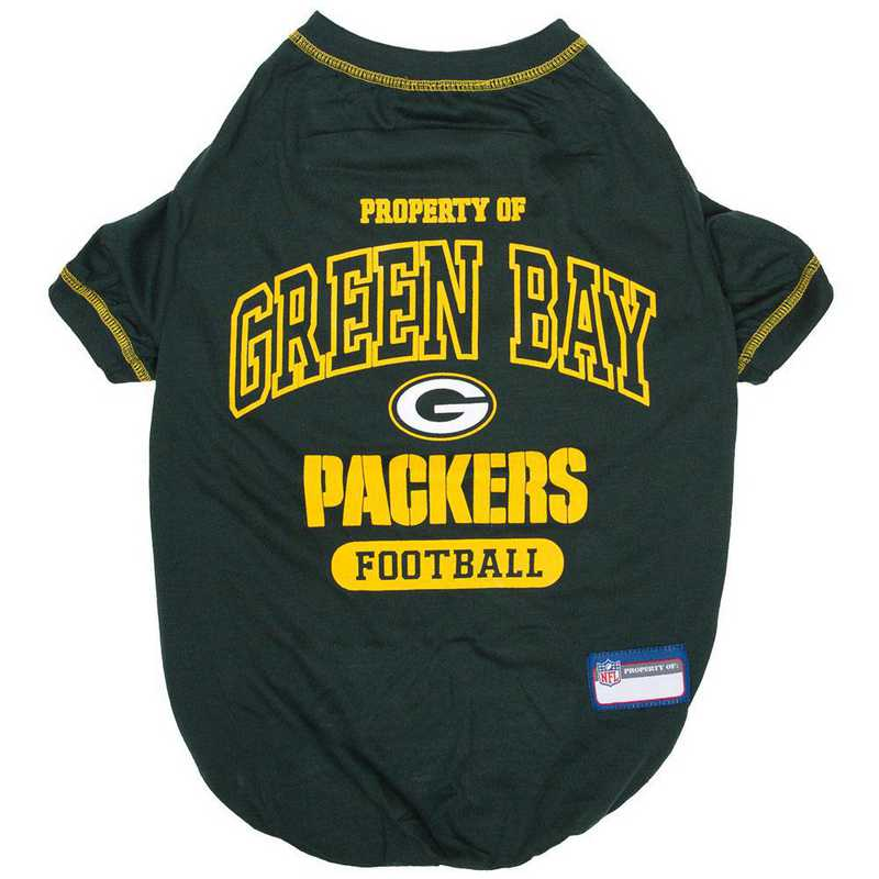 GREEN BAY PACKERS Pet T-Shirt