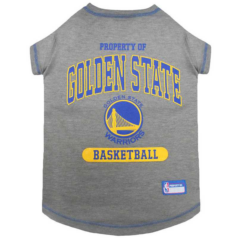 GOLDEN STATE WARRIORS Pet T-Shirt