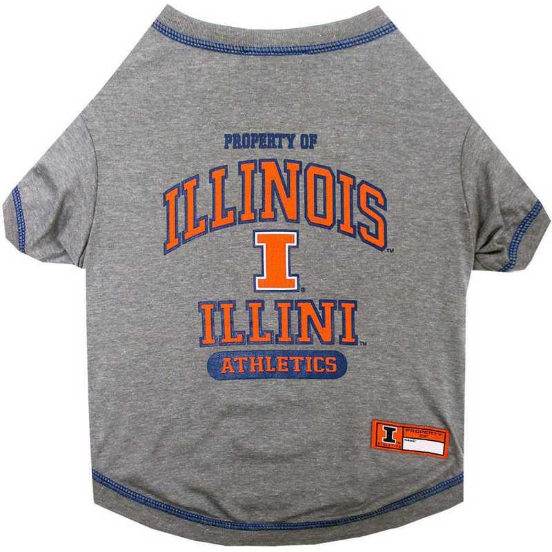 ILLINOIS Pet T-Shirt