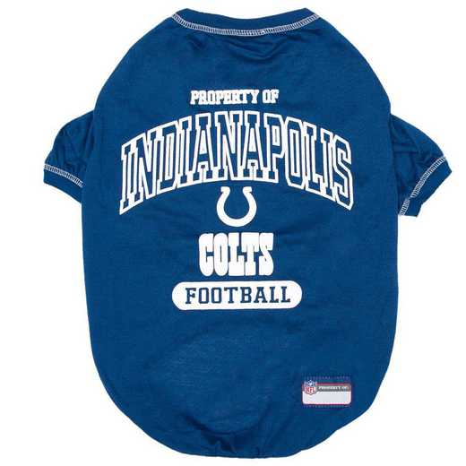 INDIANAPOLIS COLTS Pet T-Shirt